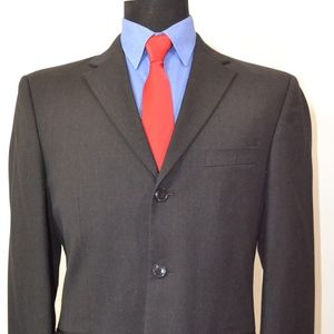 Jones New York 39R Sport Coat Blazer Suit Jacket C